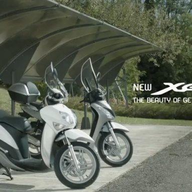 Yamaha Xenter 125, el rueda alta de Yamaha llega con humor