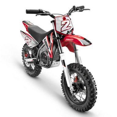 Los más pequeños ya pueden tener su moto de cross o enduro eléctrica con Xispa
