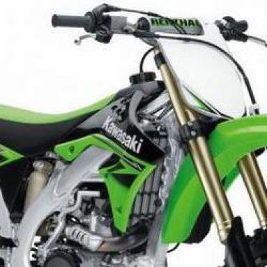 Ya están disponibles las nuevas Kawasaki KX 2010