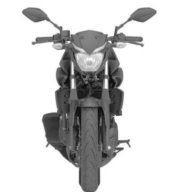 Yamaha MT-03 2015