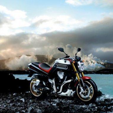 Yamaha presenta la MT-01 2009 SP, una versión especial de su «muscle bike»