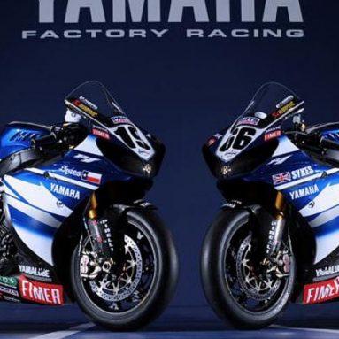 Yamaha presenta la nueva gráfica de la YZF-R1 2009 para el mundial de Superbikes