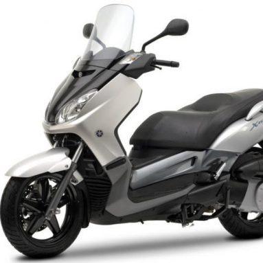 Yamaha rebaja 500€ el precio de la X-Max 250 de 2007