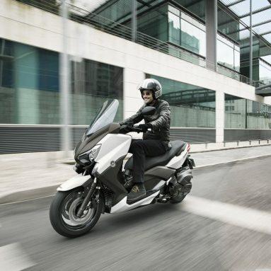 Yamaha apuesta fuerte por su X-MAX 400