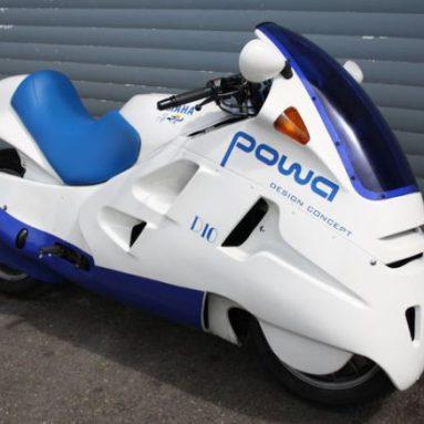 A la venta una de las raras Yamaha Powa D10 de 1988