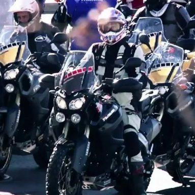 Yamaha Super Ténéré Worldcrosser 1200