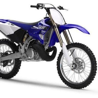 Vuelve el 2T con las Yamahas YZ85, YZ125 y YZ250