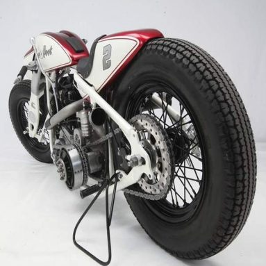 ZERO PEET By Brothers of Road Riverside Motocyclettes